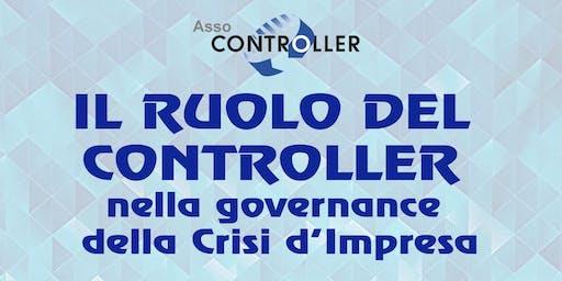 Il ruolo del Controller nella nuova governance della crisi d'impresa