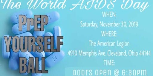 "World Aids Day ""PreP Yourself"" Ball"