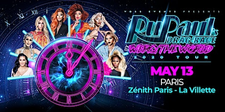 RuPaul's Drag Race Werq The World Meet & Greet (Paris) billets