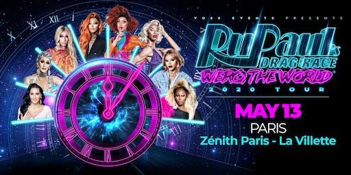 RuPaul's Drag Race Werq The World Meet & Greet (Paris)