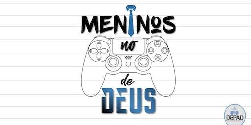 MENINOS NO CONTROLE DE DEUS
