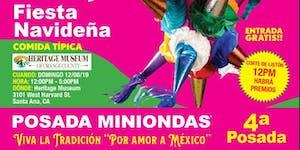 """Posada Miniondas Viva la Tradición """"Por Amor a México""""..."""