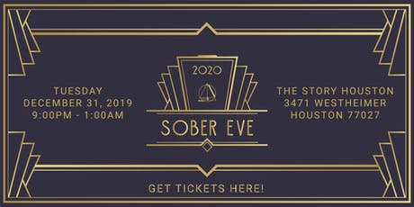 Sober Eve 2020 tickets