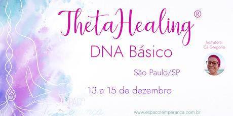 ThetaHealing® DNA Básico (São Paulo - Tucuruvi) ingressos