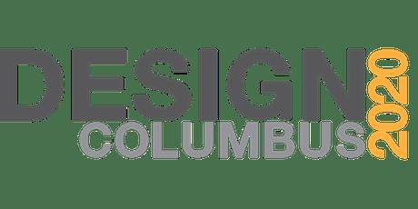 DesignColumbus 2020 Registration tickets