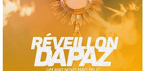 RÉVEILLON DA PAZ 2020 ingressos