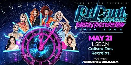 RuPaul's Drag Race Werq The World Meet & Greet (Lisbon)