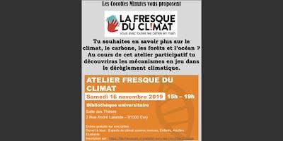 Atelier FRESQUE DU CLIMAT