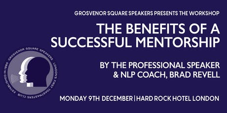 The Benefits Of A Successful Mentorship Workshop tickets