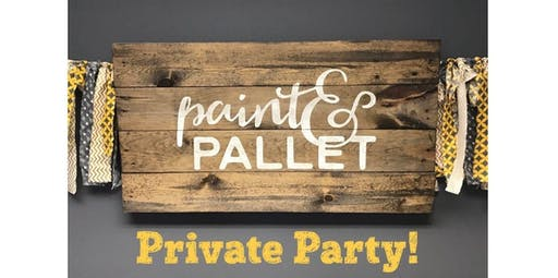 Private Party: Gina's Bachelorette Party (2020-01-11 starts at 2:00 PM)
