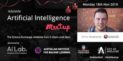 Adelaide Artificial Intelligence – 18 November '19