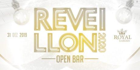 REVEILLON 2020 | ROYAL GARDEN ingressos