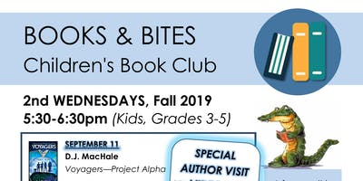 Books & Bites (Children's Book Club)