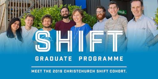 Meet the SHIFT 2019 Christchurch Cohort