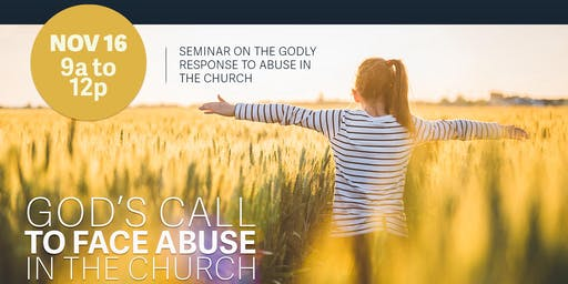 God's Call to Face Abuse in the Church