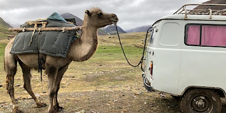 Charlotte Austin | Travels in Mongolia tickets