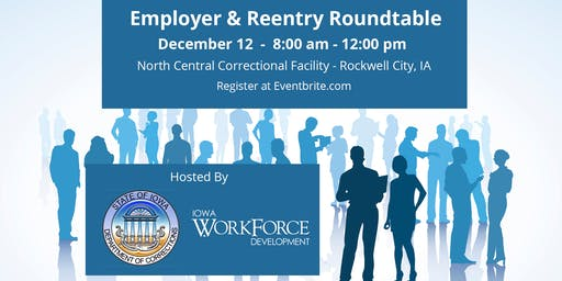 Employer & Reentry Roundtable - Dec. 12