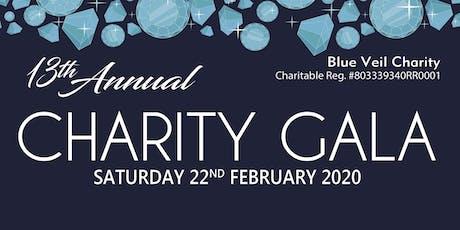 13th Annual Charity GALA tickets