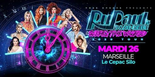 RuPaul's Drag Race Werq The World Meet & Greet (Marseille)