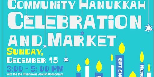 Shames JCC Community Hanukkah Celebration and Market