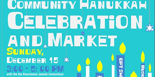 Shames JCC Community Hanukkah Celebration and Market