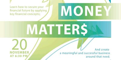 Money Matters Event - Bloomfield, CT