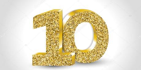 JFE 10 Year Anniversary Mixer and Celebration tickets