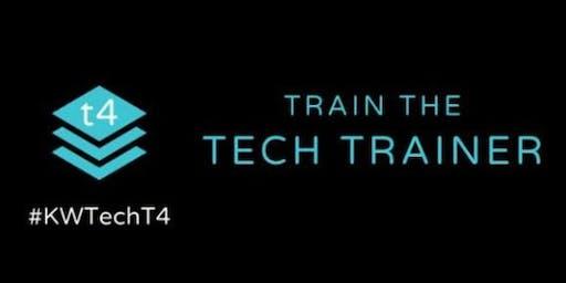 Train The Tech Trainer(KWTechT4) with John Morris