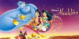 Aladdin with Ms Morgan
