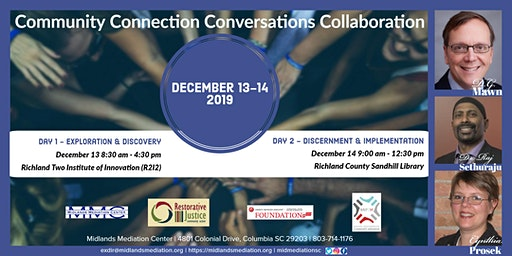 Community, Connection, Conversation and Collaboration