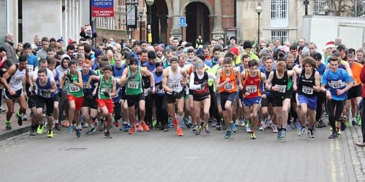 Aylesbury Boxing Day 5km Road Race