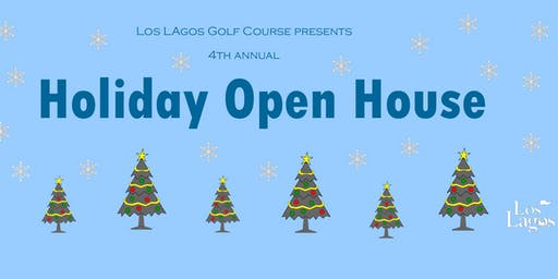 4th Annual Holiday Open House
