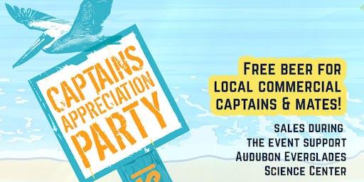Captains Appreciation Party