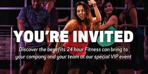 24 Hour Fitness Fairview Super Sport VIP Sneak Peek