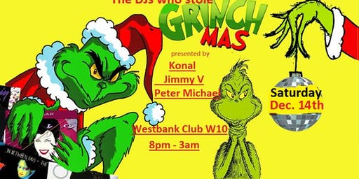 The DJs Who Stole Grinchmas