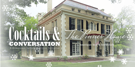 Cocktails & Conversation XXII @ The Pinner House ~ Christmas Edition tickets