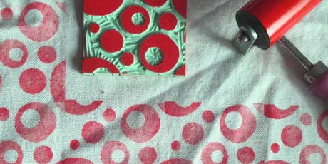 Create your own Hand Printed Table Linen tickets