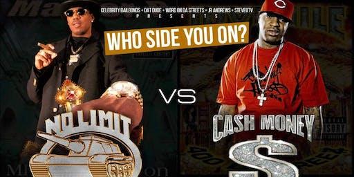 Cash Money Vs No Limit REUION Party