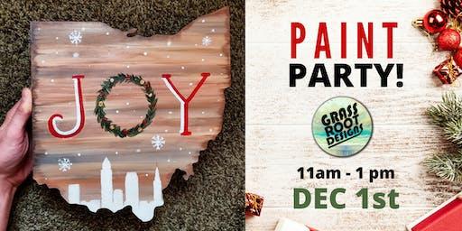 JOY Ohio Paint Party!
