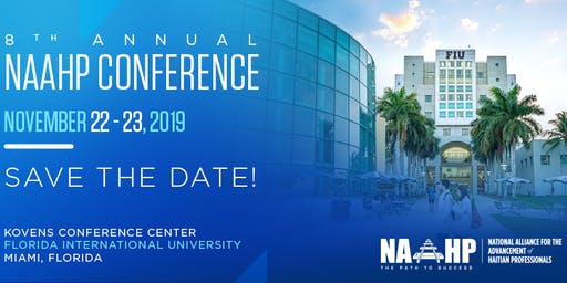 8th Annual NAAHP Conference - VIP Reception Dinner