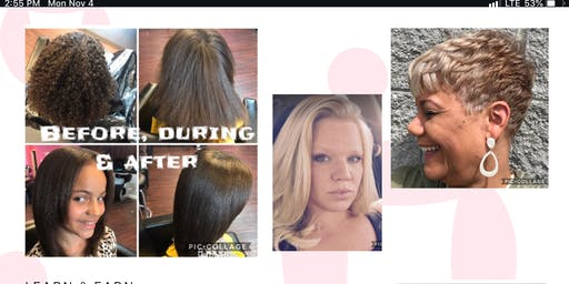 Learn And Earn With Kendra S. Walton Of Cocco Hair Pro
