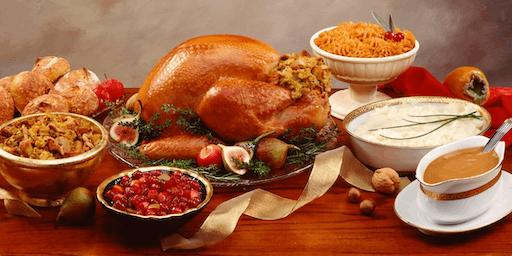 International Thanksgiving Dinner
