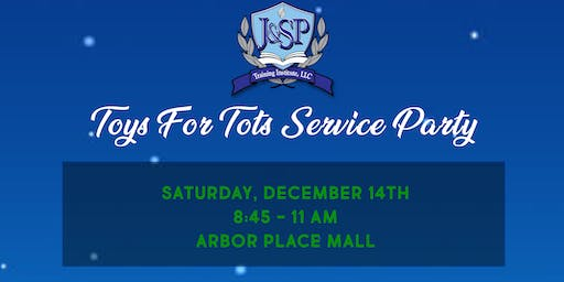 Toys For Tots Service Party