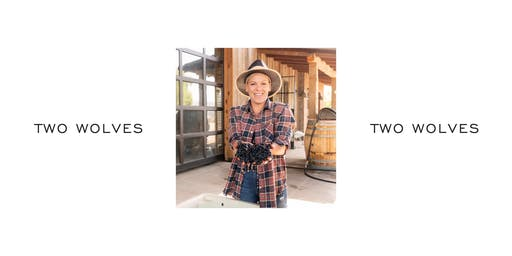 Alecia Moore, Suzanne Goin & Caroline Styne Two Wolves Wine Dinner