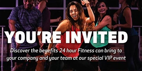 24 Hour Fitness Beacon Lakes Super Sport VIP Sneak Peek tickets