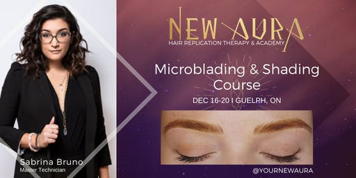 Microblading & Shading Course - Guelph