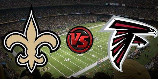 Saints vs Falcons Watch Party | 11.28