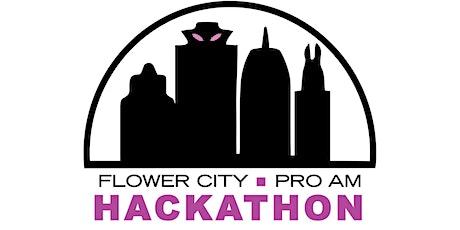 Flower City Pro-Am Hackathon 2020 tickets