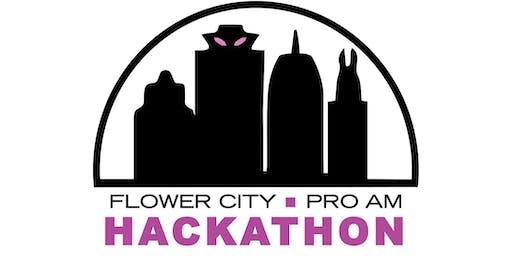 Flower City Pro-Am Hackathon 2020