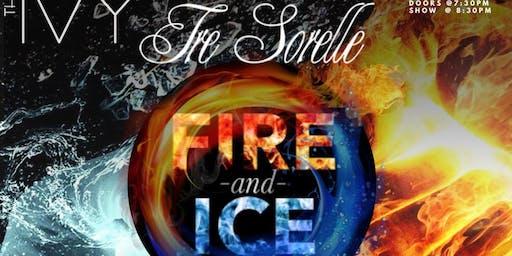 """Fire & Ice"" Lingerie Fashion Show"